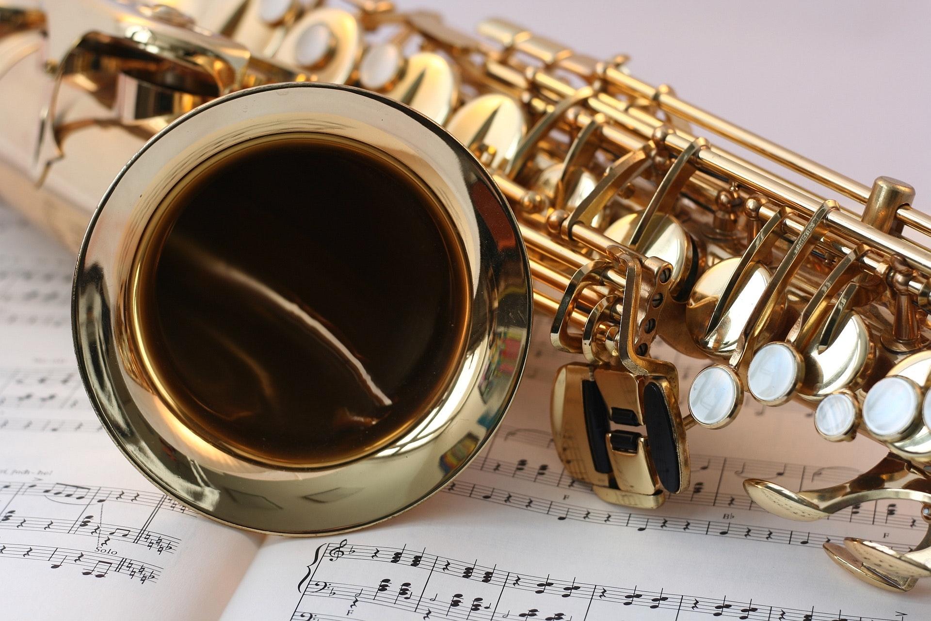 Les grandes familles d'instruments de musique