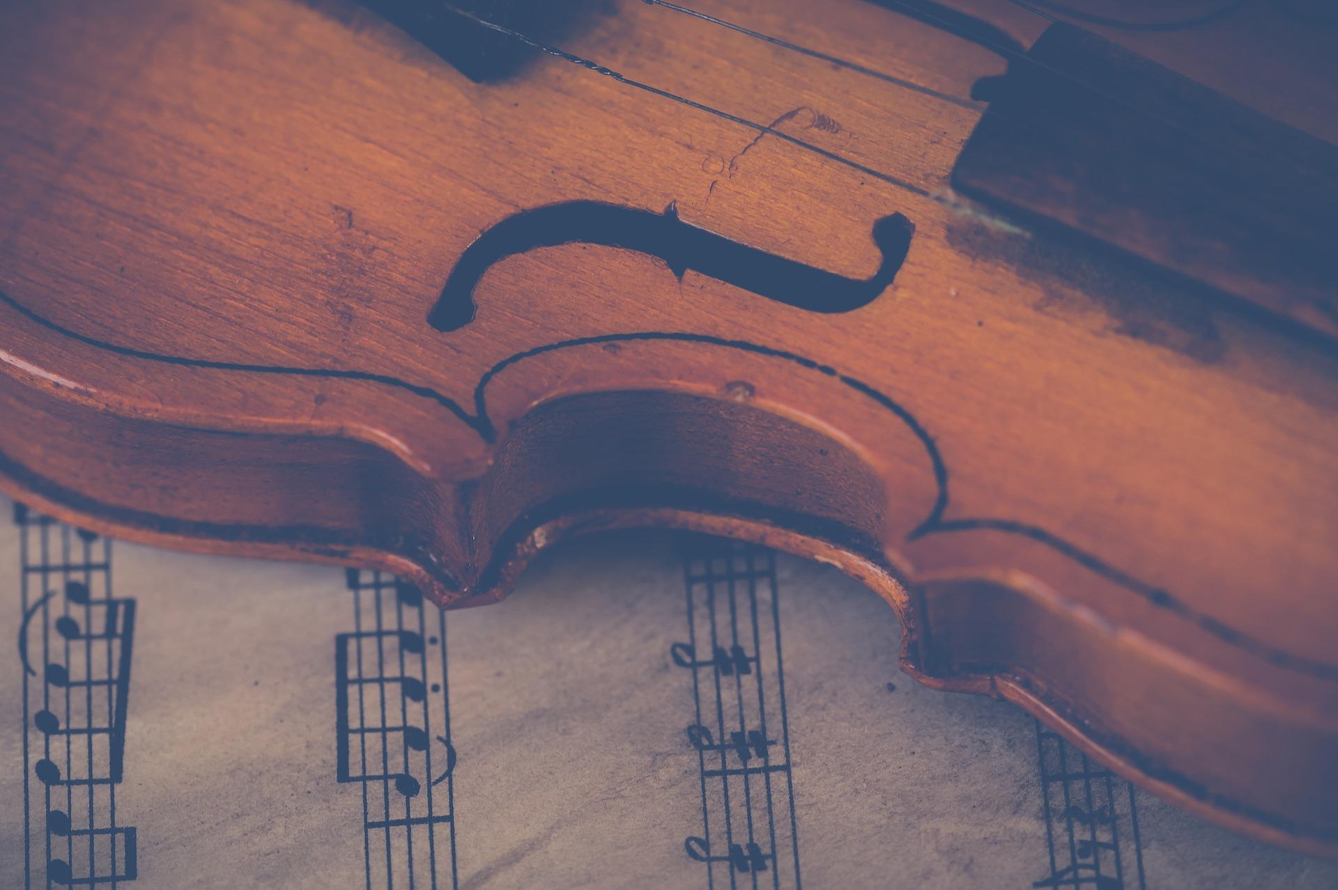Quatre grands compositeurs de musique classique